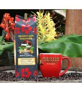 100-Kona-Coffee-PREMIUM-French-Roast-Private-Reserve-Mountain-Thunder-Brand-1-Pound-Bag-WHOLE-BEAN-0