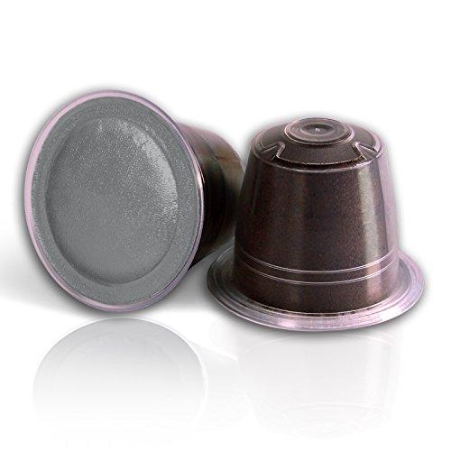 coffee consumers 100 nespresso compatible lavica espresso lungo blend dark roast single serve. Black Bedroom Furniture Sets. Home Design Ideas