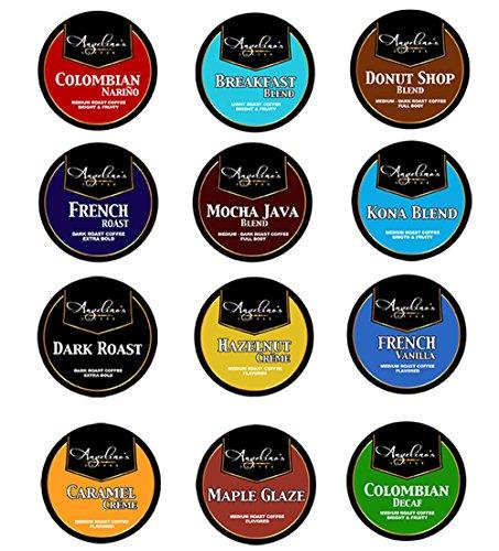 100ct Angelino's Coffee Variety Pack