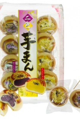 2-Style-Sweet-Potato-Traditional-Japanese-Mini-Confectionery-Gift-Bundle-Japanese-Import-E112-0