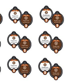 20-Count-Variety-Cafe-Beverage-Vue-Cup-Sampler-for-Keurig-Vue-Brewers-Vanilla-Latte-Cappuccino-Cafe-Mocha-Sweetened-Cappuccino-makes-10-drinks-0