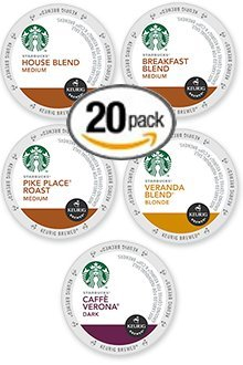 20-count-K-cup-for-Keurig-Brewers-Flavored-Coffee-Variety-Pack-Featuring-Starbucks-Cups-0
