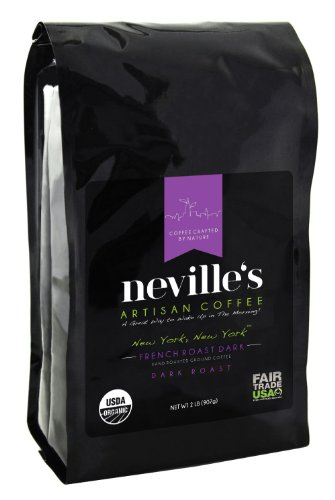 37-Off-New-York-New-YorkTM-French-Roast-Dark-Ground-Coffee-Pure-100-Arabica-Bean-Coffee-USDA-Organic-Freshness-Guaranteed-2-Lb-Bag-Nevilles-Coffee-a-Great-Way-to-Wake-up-in-the-Morning-0-0