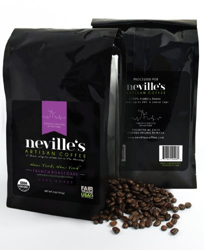 37-Off-New-York-New-YorkTM-French-Roast-Dark-Ground-Coffee-Pure-100-Arabica-Bean-Coffee-USDA-Organic-Freshness-Guaranteed-2-Lb-Bag-Nevilles-Coffee-a-Great-Way-to-Wake-up-in-the-Morning-0-2