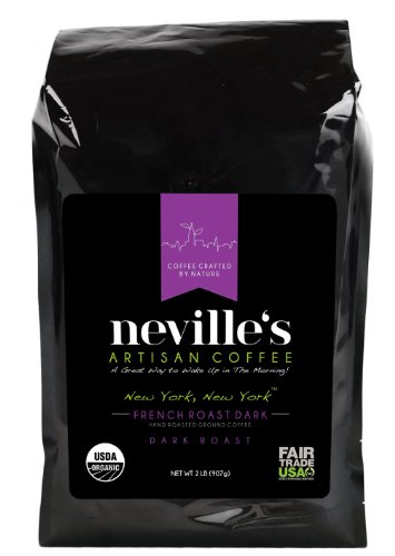 37-Off-New-York-New-YorkTM-French-Roast-Dark-Ground-Coffee-Pure-100-Arabica-Bean-Coffee-USDA-Organic-Freshness-Guaranteed-2-Lb-Bag-Nevilles-Coffee-a-Great-Way-to-Wake-up-in-the-Morning-0