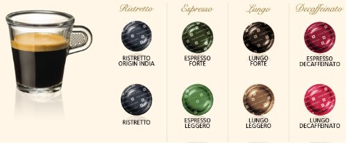 coffee consumers 50 nespresso lungo leggero coffee. Black Bedroom Furniture Sets. Home Design Ideas