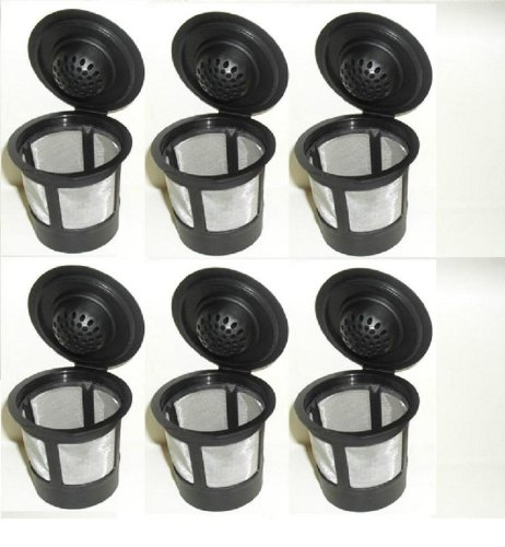 Coffee Consumers Yesker 6 X Solo Coffee Pod Filters