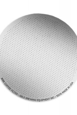 Able-Brewing-DISK-Coffee-Filter-for-AeroPress-Coffee-Espresso-Maker-stainless-steel-reusable-made-in-USA-0