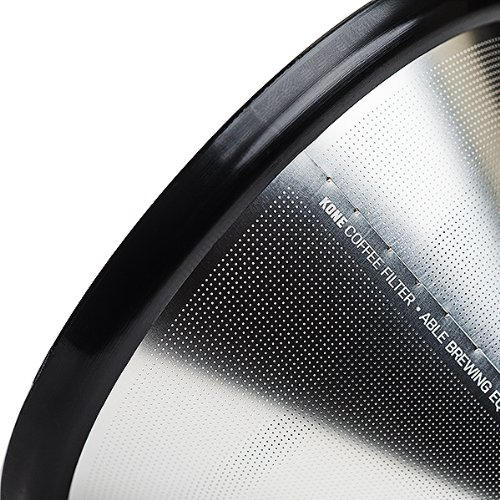 Coffee Consumers Able Brewing Kone Coffee Filter for Chemex Coffee Maker stainless steel ...