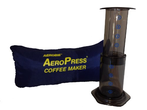 Coffee Consumers Aerobie AeroPress Coffee Maker with Tote Bag