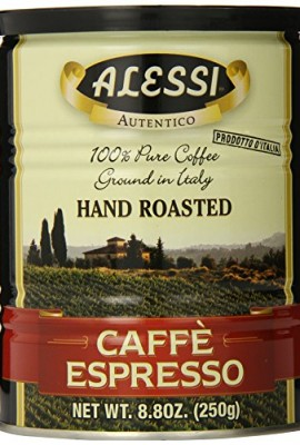 Alessi-Espresso-Ground-Coffee-88-Ounce-Cans-Pack-of-6-0