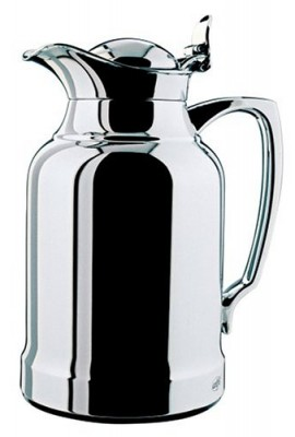 Alfi-Opal-Chrome-Plated-Brass-Thermal-Carafe-8-Cup-0