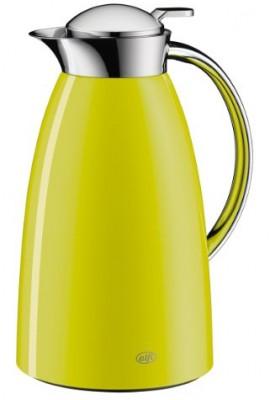 Alfi-Vacuum-carafe-Gusto-Thermal-Carafe-Metal-Painted-Screw-Stopper-Applegreen-1-Liter-3521278100-0