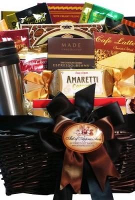 Art-of-Appreciation-Gift-Baskets-Coffee-Connoisseur-Gourmet-Food-Basket-0