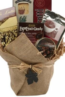Art-of-Appreciation-Gift-Baskets-Espresso-Yourself-Coffee-Lovers-Set-0