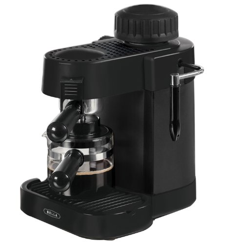 BELLA-13683-Espresso-Maker-Black-0