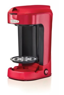 BELLA-13711-One-Scoop-One-Cup-Coffee-Maker-Red-0