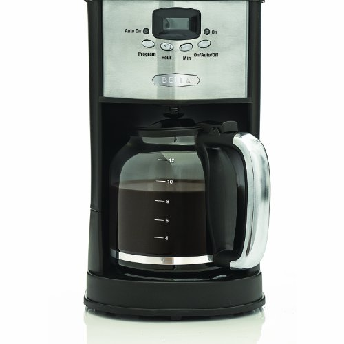 BELLA-14015-Polished-12-Cup-Coffee-Maker-0-0