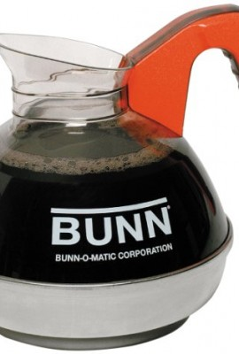 BUNN-61010101-Easy-Pour-Commercial-12-Cup-Decaf-Coffee-Decanter-Orange-0