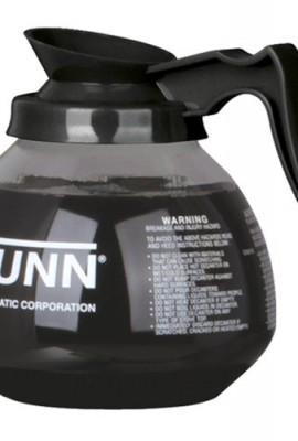 BUNN-Coffee-Pot-Decanter-Carafe-Black-Regular-New-Glass-Design-Shape-Ergonomic-Handle-12-Cup-Capacity-0
