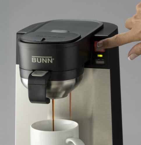 Bunn Coffee Maker Single Serve : Coffee Consumers BUNN MC MyCafe Single Serve Pod Brewer