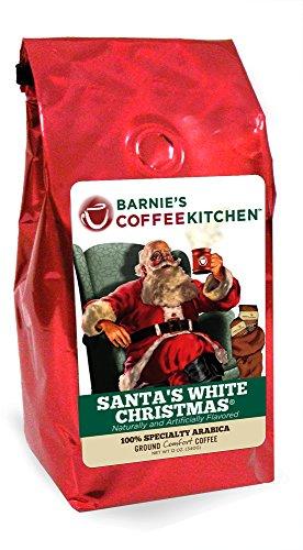 Barnies White Christmas Coffee