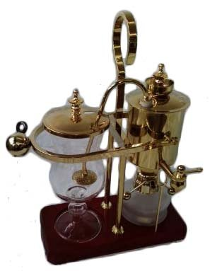 Belgium-Luxury-Royal-Family-Balance-Syphon-Coffee-Maker-Gold-Color-By-NISPIRA-0