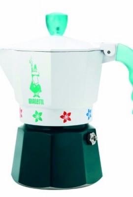 Bialetti-Moka-Express-Artisti-Limited-Edition-3-Cup-Green-Italian-Import-0
