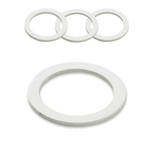 Stovetop Coffee Maker Gaskets : Coffee Consumers Bialetti Replacement Gaskets and Filter For 9 Cup Stovetop Espresso Coffee Makers