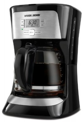 Black And Decker Coffee Maker Bcm1410b : Coffee Machines Coffee Consumers - Part 4