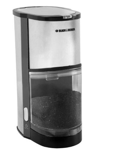 Black And Decker Coffee Grinder ~ Coffee consumers black decker cbm bean mill