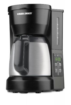 Black-Decker-DCM675BMT-5-Cup-Programmable-Coffee-Maker-with-Carafe-BlackStainless-0