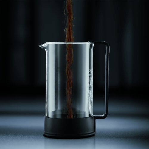 Bodum-Brazil-8-Cup-French-Press-Coffee-Maker-34-Ounce-Black-0-1