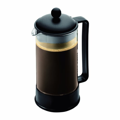 Bodum-Brazil-8-Cup-French-Press-Coffee-Maker-34-Ounce-Black-0