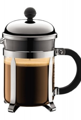 Bodum-Chambord-4-cup-French-Press-Coffee-Maker-17-oz-Chrome-0