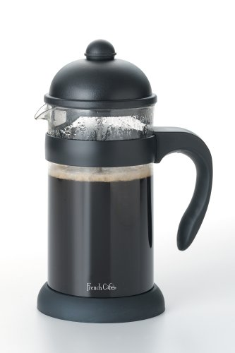 BonJour Hugo 8 Cup Unbreakable French Press Black 0 Bonjour French Press Replacement Parts