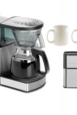 Bonavita-8-Cup-Coffee-Brewer-with-Glass-Carafe-BV1800-Coffee-Grinder-2-Pieces-Ceramic-Coffee-Mug-0