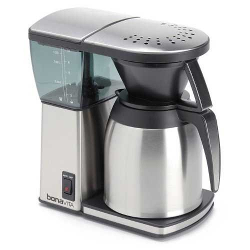 Coffee Consumers Bonavita BV1800TH 8 Cup Coffee Maker w/ Thermal Carafe + Accessory Kit