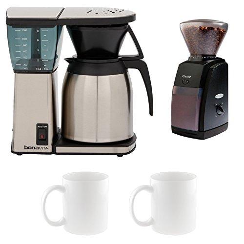 Coffee Consumers Bonavita Bv1800th 8 Cup Coffee Maker W
