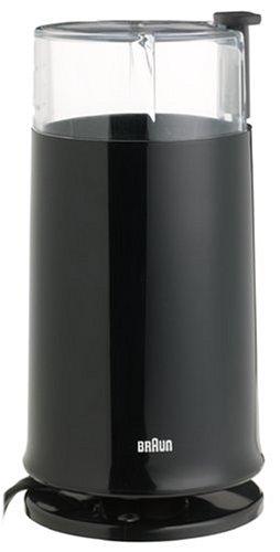 Braun Coffee Grinder ~ Coffee consumers braun ksm blk aromatic grinder