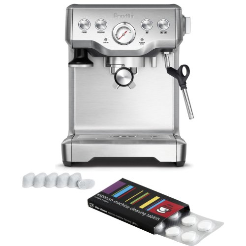 Breville-BES840XL-Infuser-Espresso-Machine-with-Bonus-Filters-and-Cleaning-Tablets-0-0