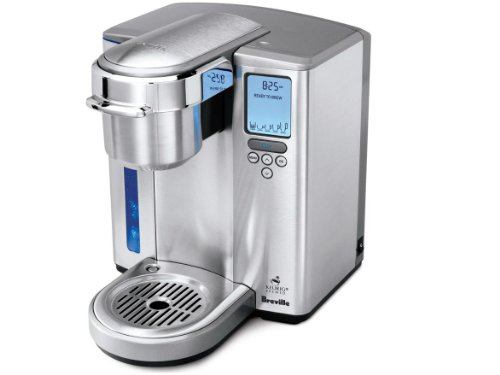Descaler For Coffee Maker : Coffee Consumers Breville BKC700XL Gourmet Single-Serve Coffeemaker w/ Breville BKC100 K-Cup ...