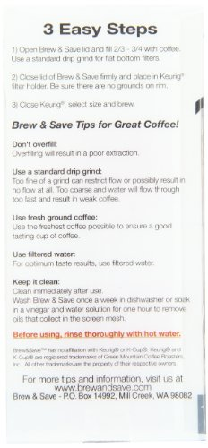 Brew-and-Save-Refillable-Single-cup-coffee-or-tea-or-cider-for-Keurig-K-Cup-Brewers-2-Count-0-5