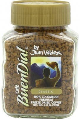 Buendia-by-Juan-Valdez-Classic-100-Colombian-Freeze-Dried-Coffee-352-oz-Pack-of-3-0