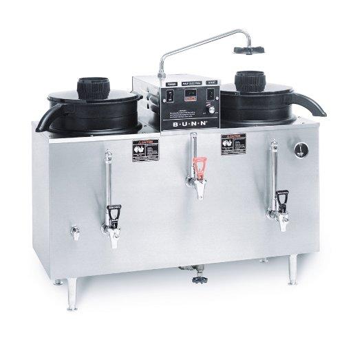 Bunn-U3-0000-205000000-3-Gallon-Twin-Automatic-Electric-Coffee-Urn-U3-0