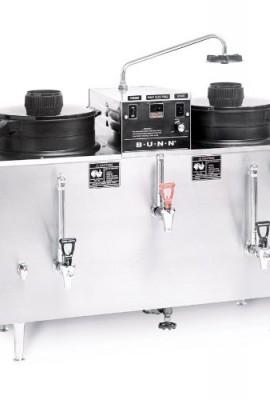 Bunn-U3-0001-205000001-3-Gallon-Twin-Automatic-Electric-Coffee-Urn-U3-0
