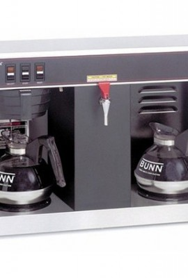 Bunn-VLPF-Professional-Automatic-Coffee-Brewer-with-2-Warmers-0