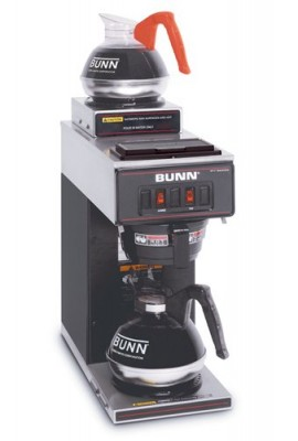 Bunn-VP17-2-BLK-Pourover-Coffee-Brewer-with-2-Warmers-0