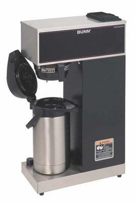 Bunn-VPRAPS-Airpot-Coffee-Brewer-Brews-38-Galstainless-Steel-Wblack-Accents-0