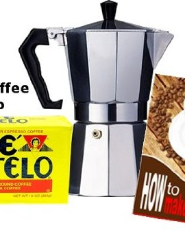 Industrial Cuban Coffee Maker : Coffee Machines Coffee Consumers - Part 12